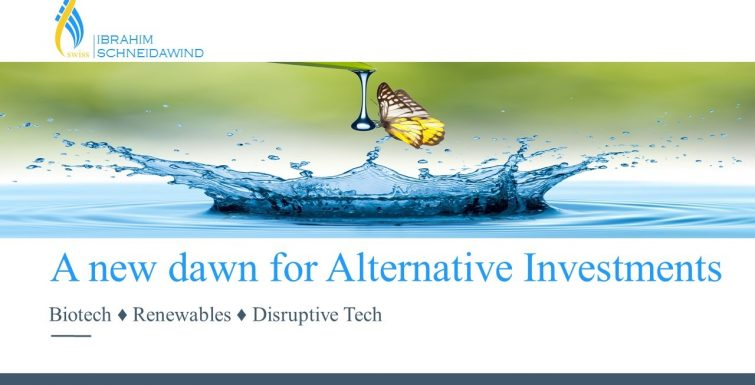 A new dawn for Alternative Investments