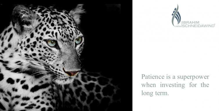Patience is a Superpower
