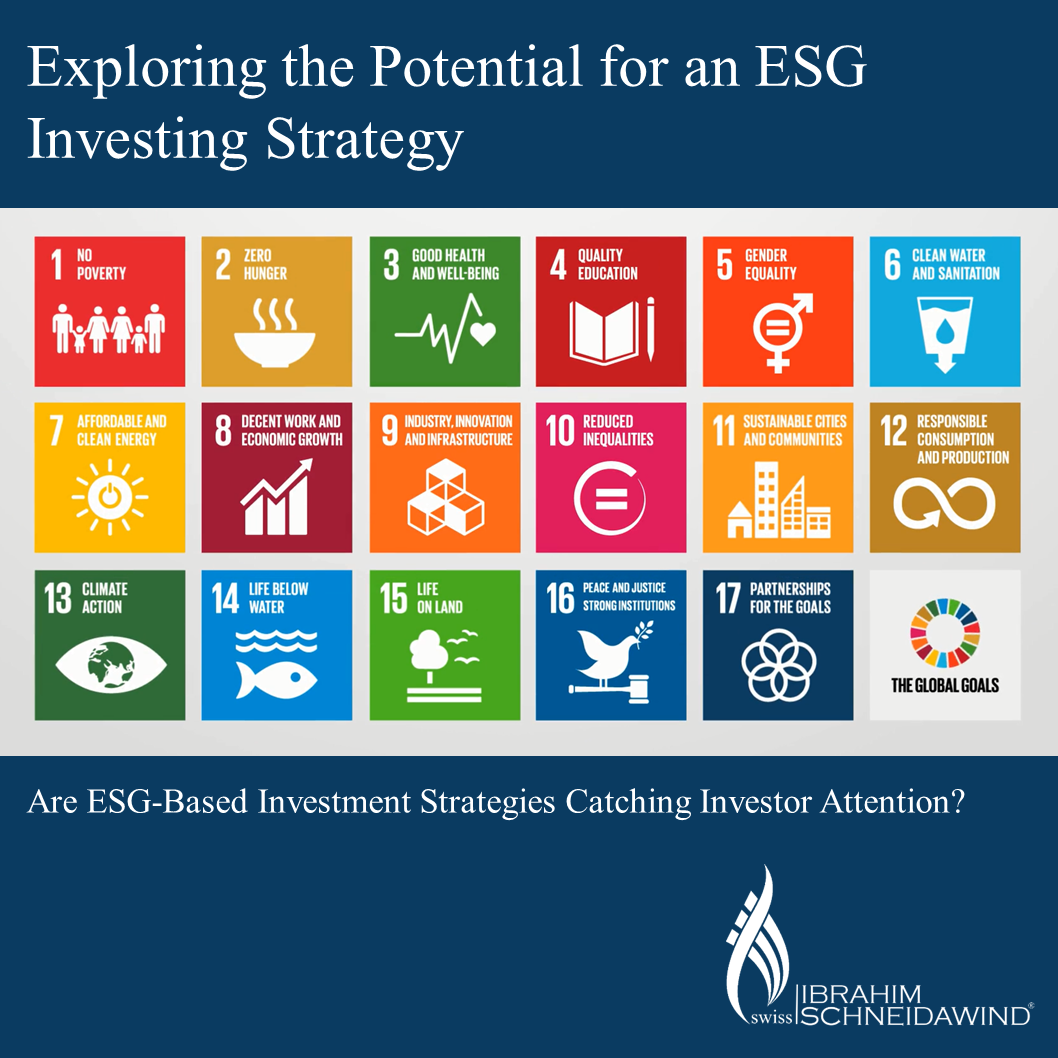 Are ESG-Based Investment Strategies Catching Investor Attention? - Website